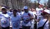 Belediye işçileri aileleriyle birlikte ağaçlandınma kampanyasına destek verecek