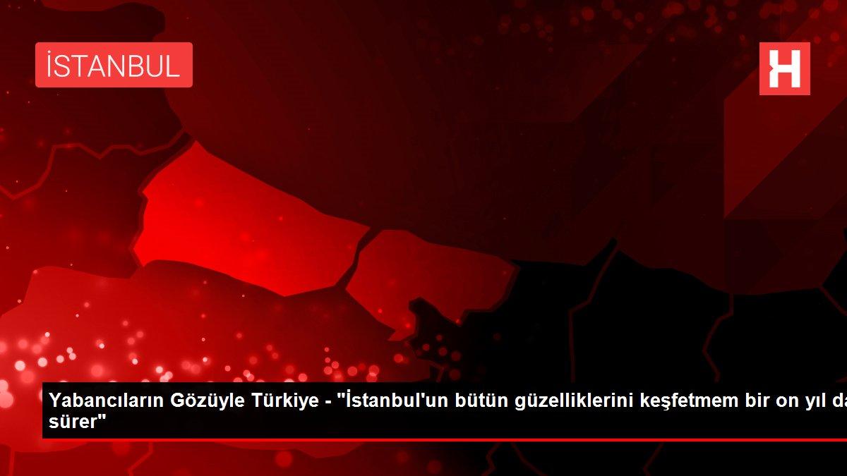 Yabancıların Gözüyle Türkiye -