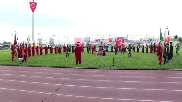 Jandarma ve Sahil Güvenlik Akademisi Mezuniyet Töreni (2)