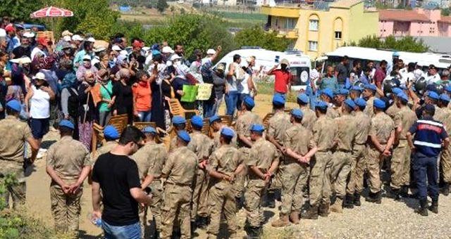 JES'e karşı düzenlenen eylemde gerginlik: 26 gözaltı, milletvekili ve 3 asker yaralandı