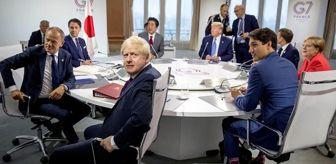 Dünyanın dikkatle takip ettiği G7 Zirvesi'nin sonuç bildirgesi açıklandı