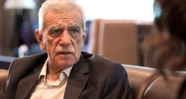 Görevden alınan HDP'li Ahmet Türk, fındık fıstık için 3 ayda 300 bin lira harcamış!
