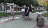 Güney Koreli turistler Bilecik'e hayran kaldı