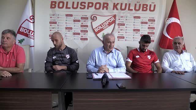 Boluspor, Hakan Canbazoğlu ve Hakan Arslan ile birer yıllık sözleşme imzaladı
