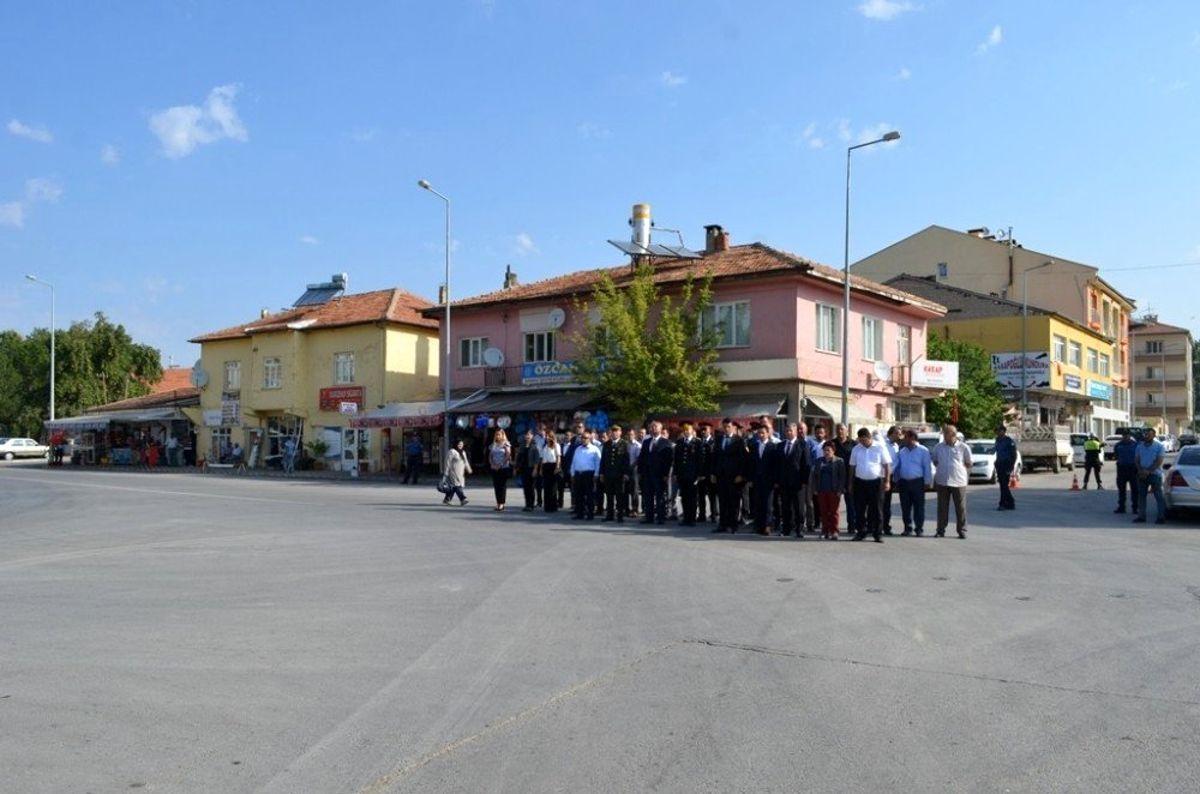 Bünyan'da 30 Ağustos Zafer Bayramı kutlamaları