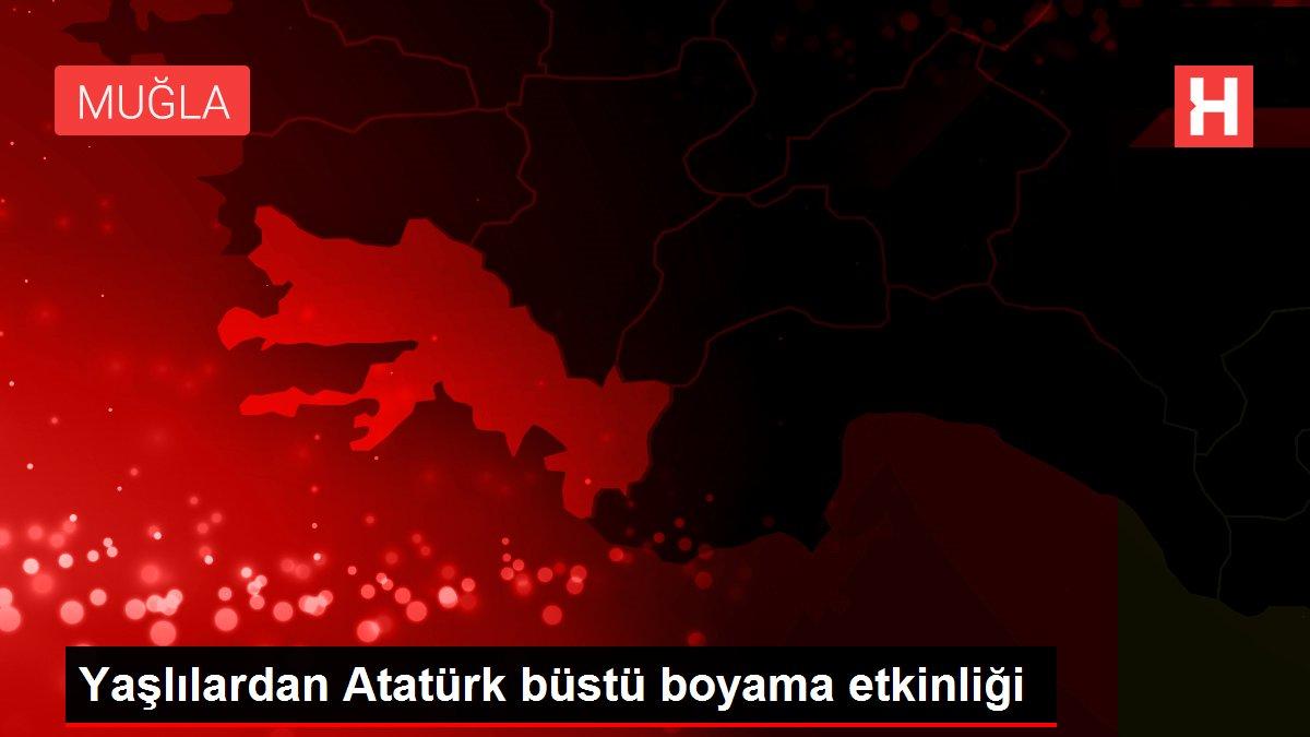 Yaslilardan Ataturk Bustu Boyama Etkinligi Haberler