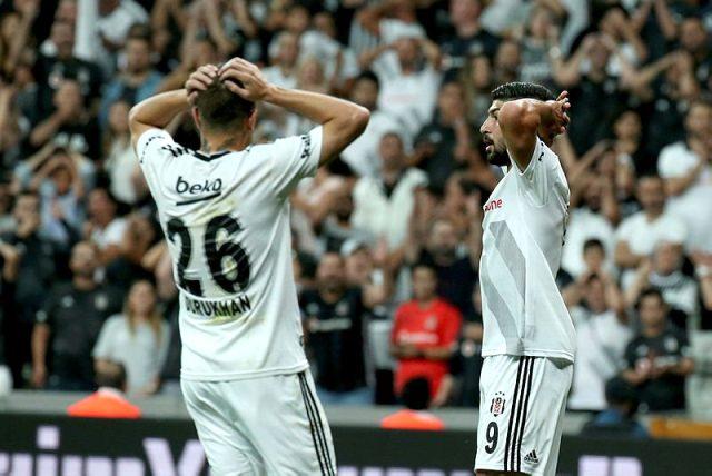 Beşiktaş, Çaykur Rizespor ile 1-1 berabere kaldı! - Spor
