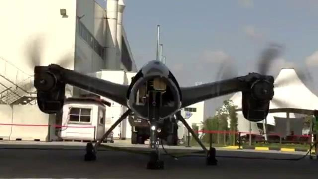 Akıncı İnsansız Hava Aracı'nın test işlemi bitti