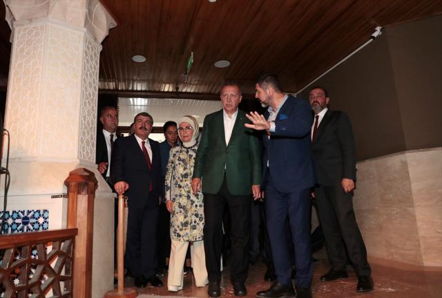Konya'da Toplu Açılış Töreni