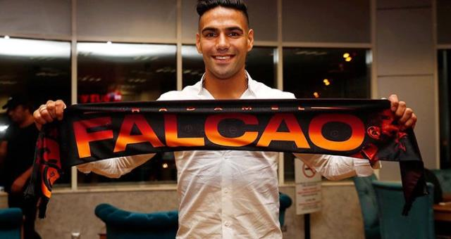 461 maç 271 gol! İşte Radamel Falcao'nun kariyeri