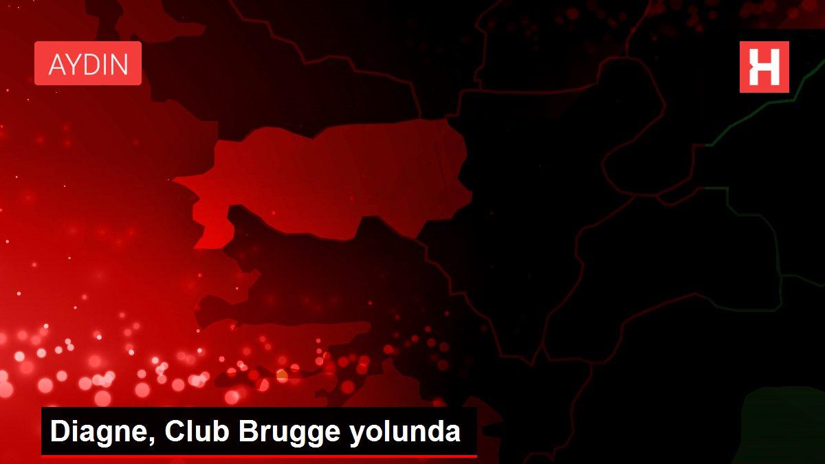 Diagne, Club Brugge yolunda