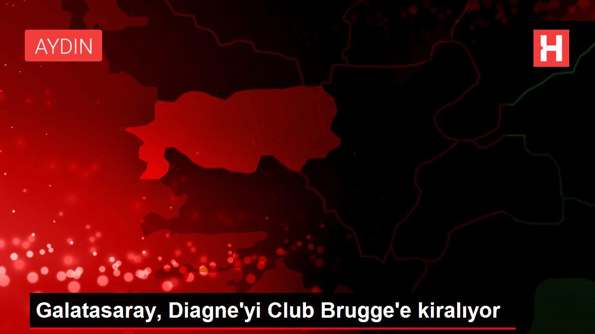 Galatasaray, Diagne'yi Club Brugge'e kiralıyor