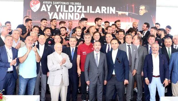 Nihat Özdemir: 'Her takıma kafa tutabilecek genç bir jenerasyonumuz var