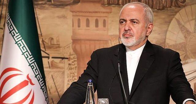 İran Dışişleri Bakanı Cevad Zarif, ABD'nin para teklifine tepki gösterdi