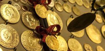Altın düşüşe geçti! İşte gram, çeyrek ve cumhuriyet altını fiyatları