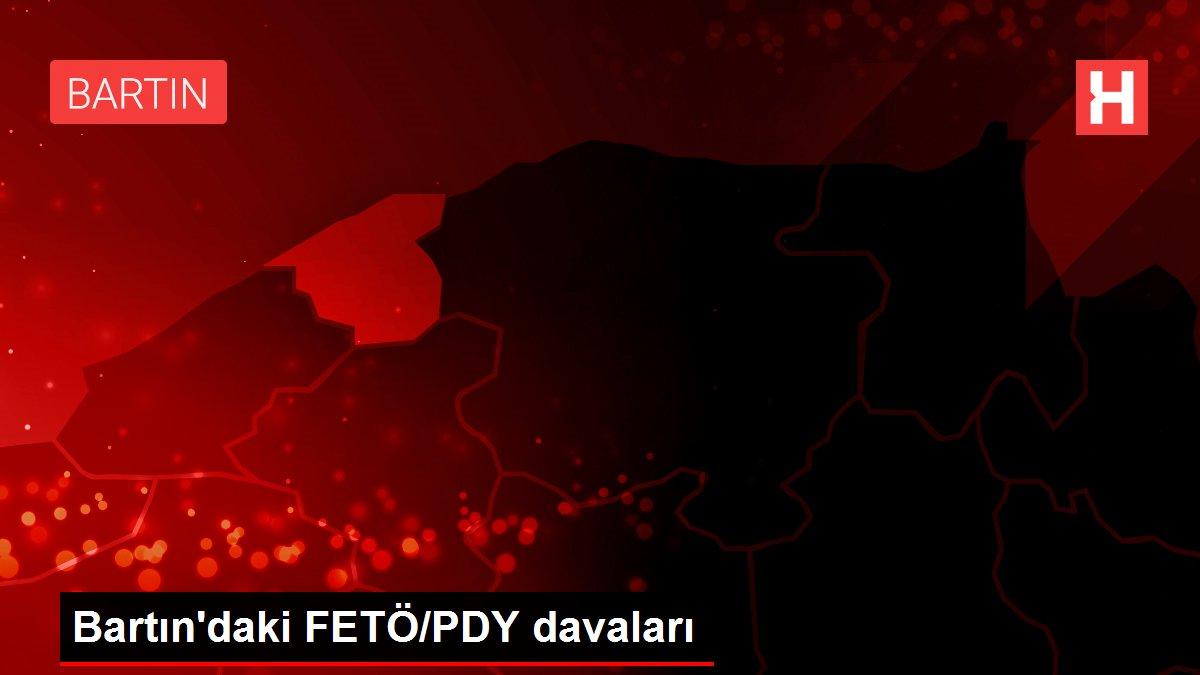 Bartın'daki FETÖ/PDY davaları