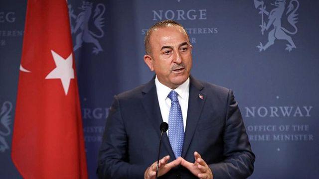 Çavuşoğlu: Kıbrıs meselesinde laf olsun diye müzakereye başlamanın bir anlamı yoktur