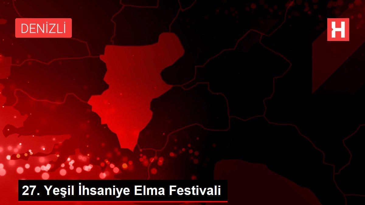 27. Yeşil İhsaniye Elma Festivali