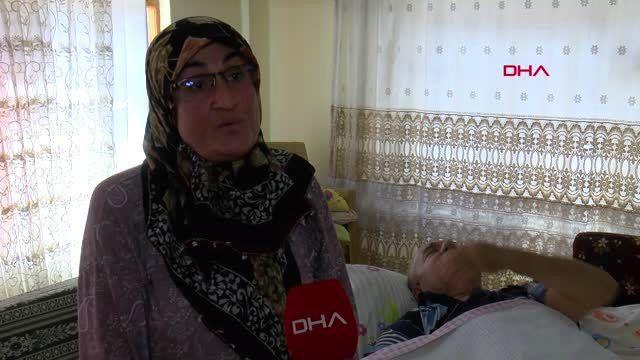 Antalya gülsüm anne, umut'tan sonra felçli eski eşinin de bakımını üstlendi
