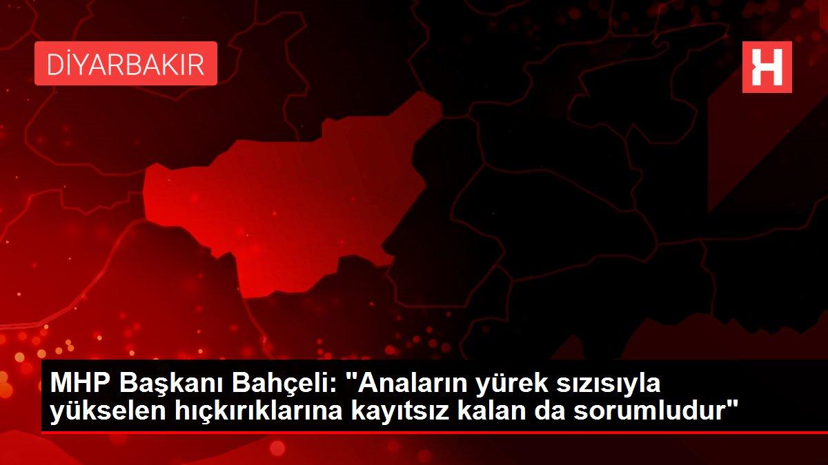 MHP Başkanı Bahçeli: