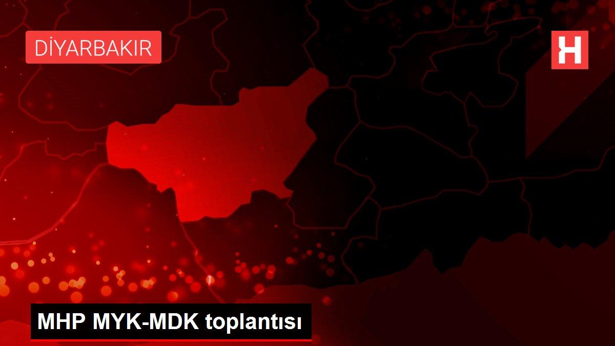 MHP MYK-MDK toplantısı