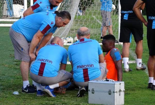 Trabzonspor'a ekuban'dan kötü haber