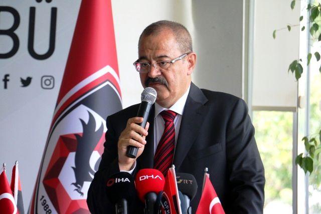 Gazişehir Gaziantep'te Konukoğlu görevi devrediyor