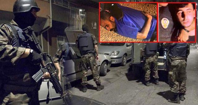 Metropollere bombalı eylem hazırlığı yapan 2 PKK'lı yakalandı