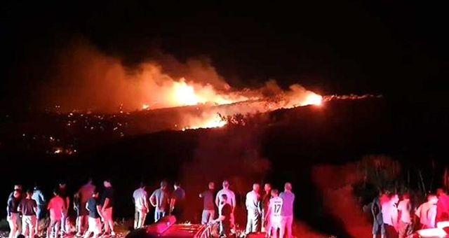 Milli Savunma Bakanlığı'ndan KKTC'deki patlamayla ilgili açıklama: Yangın kontrol altına alındı