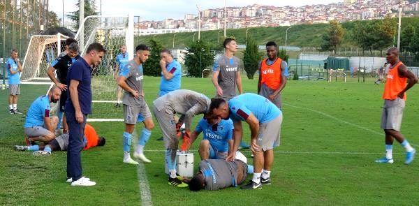 Trabzonspor'da 2019-20 sezonu şanssız başladı
