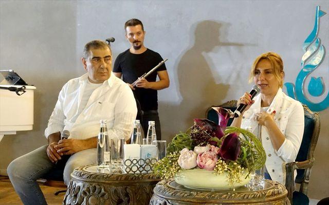 Eda ve Metin Özülkü, Üsküdar'da sahne aldı
