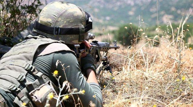 TSK ve MİT'ten ortak operasyon! Irak'ın kuzeyinde 2 terörist etkisiz hale getirildi