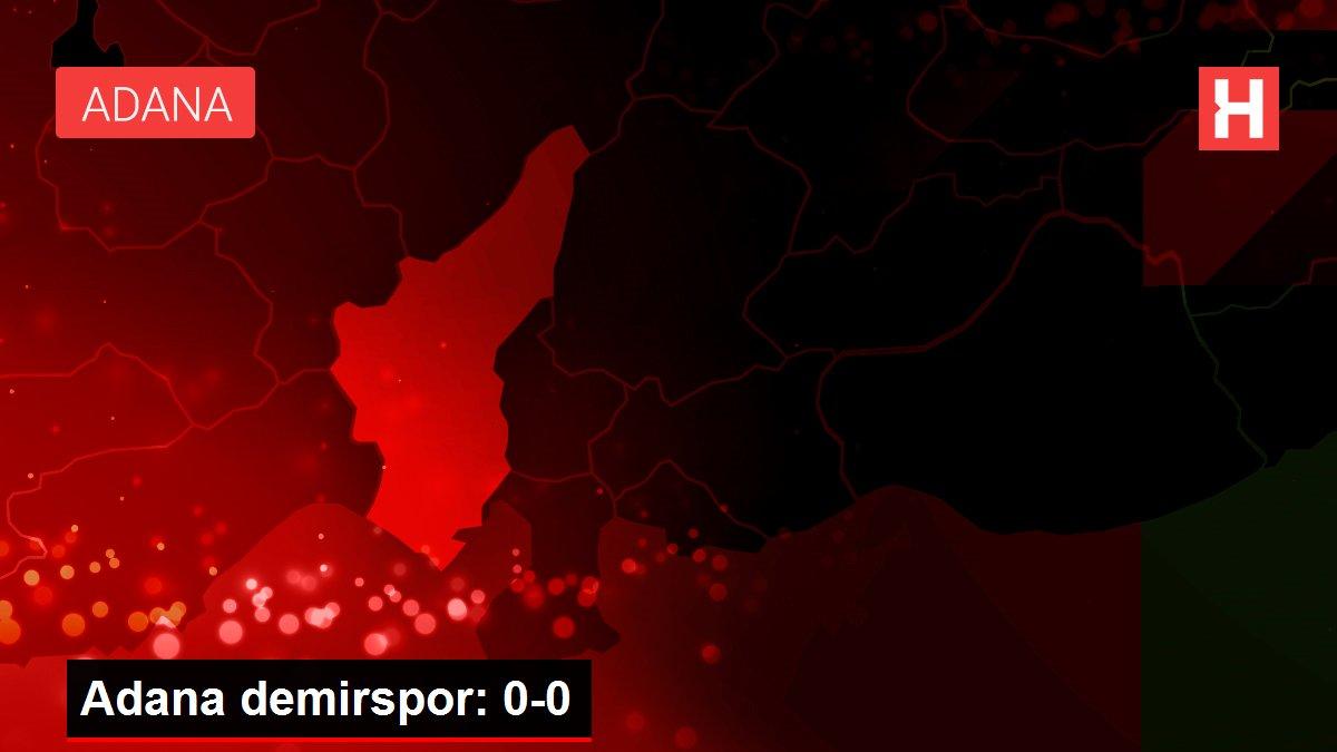 Adana demirspor: 0-0