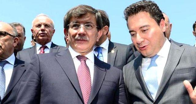 Araştırma şirketi sahipleri, Davutoğlu ve Babacan'ın oy oranları hakkında değerlendirme yaptı