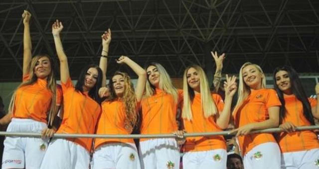 Alanyaspor-Fenerbahçe maçına damga vurdular