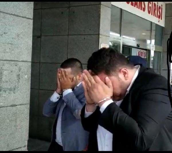 4 şahıs, İranlı iş adamını gasp etti, dayak attı, bagaja kilitleyip kaçtı