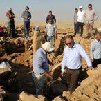 Şanlıurfa'da Göbeklitepe benzeri yapılara rastlandı