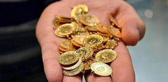 Altın güne düşüşle başladı! İşte gram, çeyrek ve cumhuriyet altını fiyatları