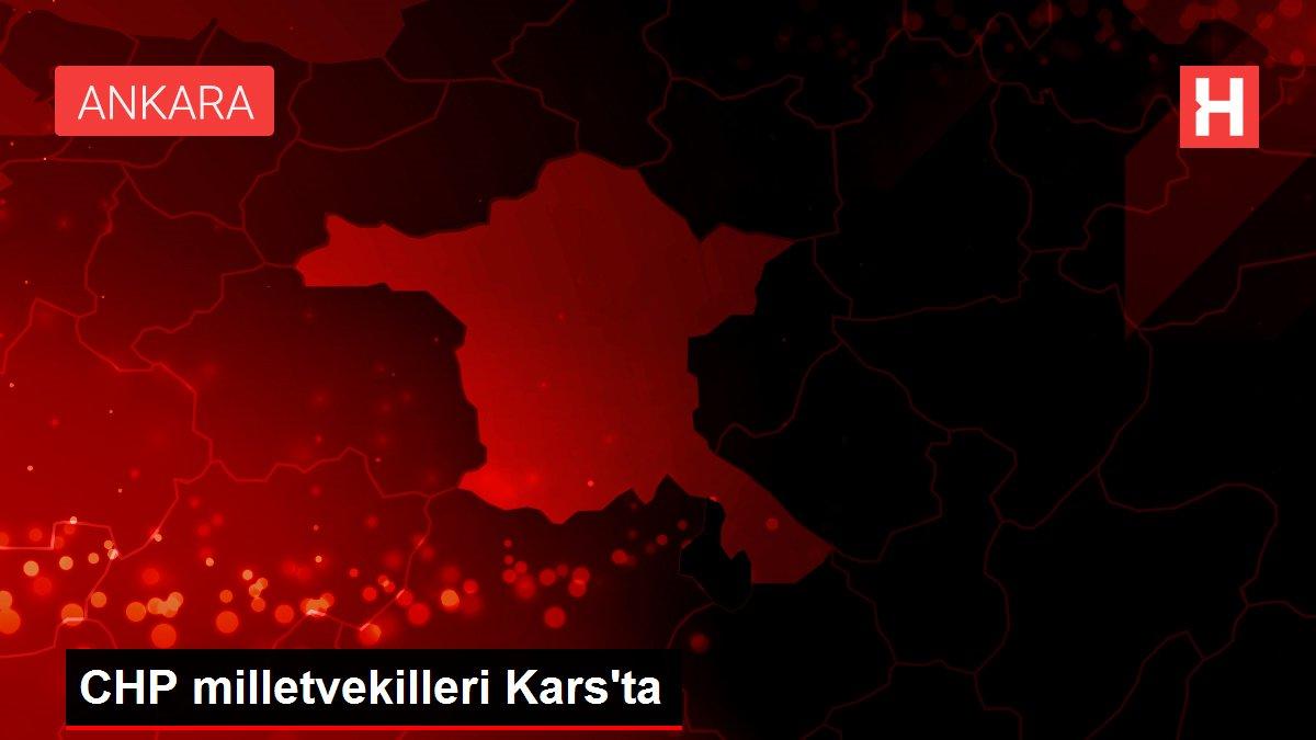 CHP milletvekilleri Kars'ta