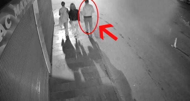 Tüyler ürperten cinayet kamerada! Kız kardeşinin sevgilisini böyle öldürdü