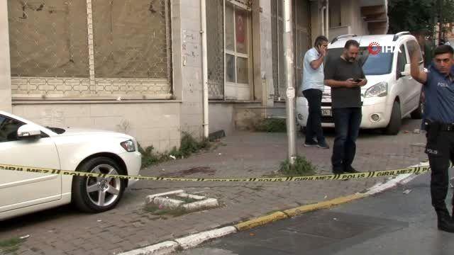 4 ayrı sokakta 4 ayrı silahlı saldırı...Gaziosmanpaşa'da motosikletli ve silahlı 2 saldırgan dehşet...