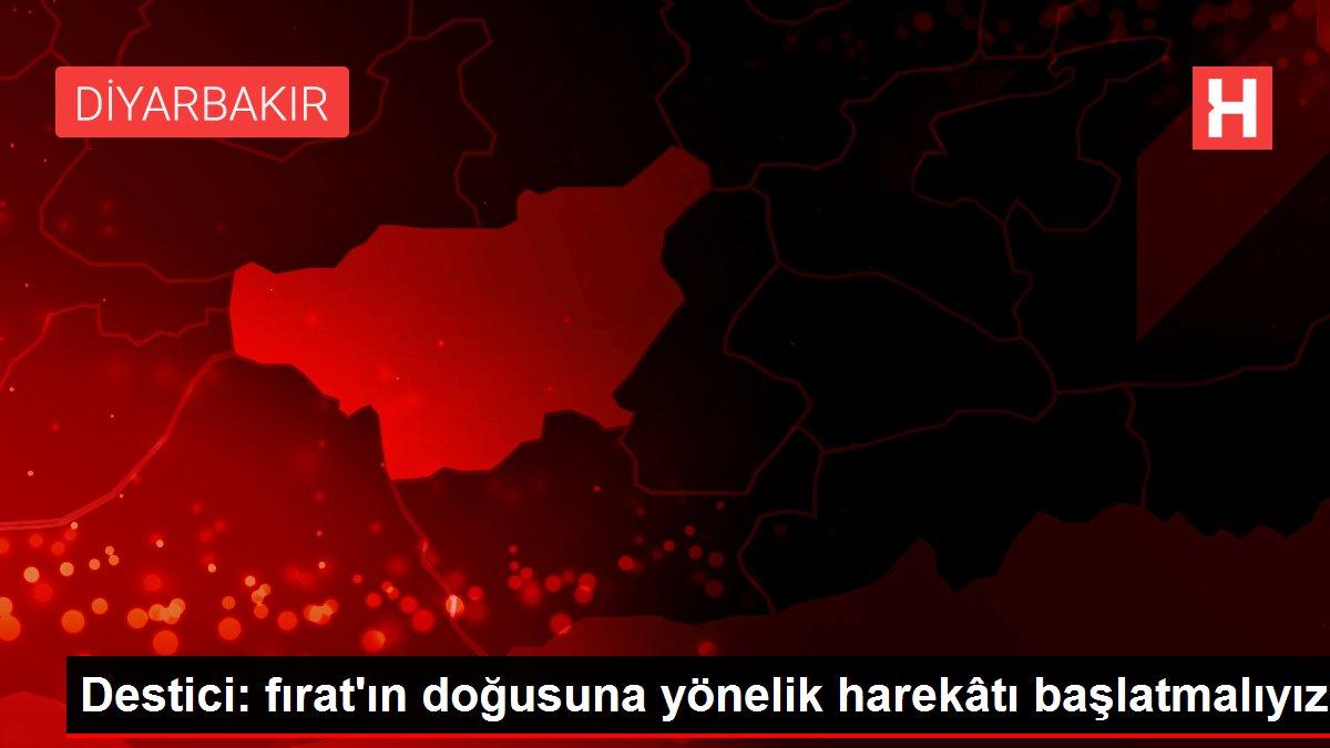 Destici: fırat'ın doğusuna yönelik harekâtı başlatmalıyız