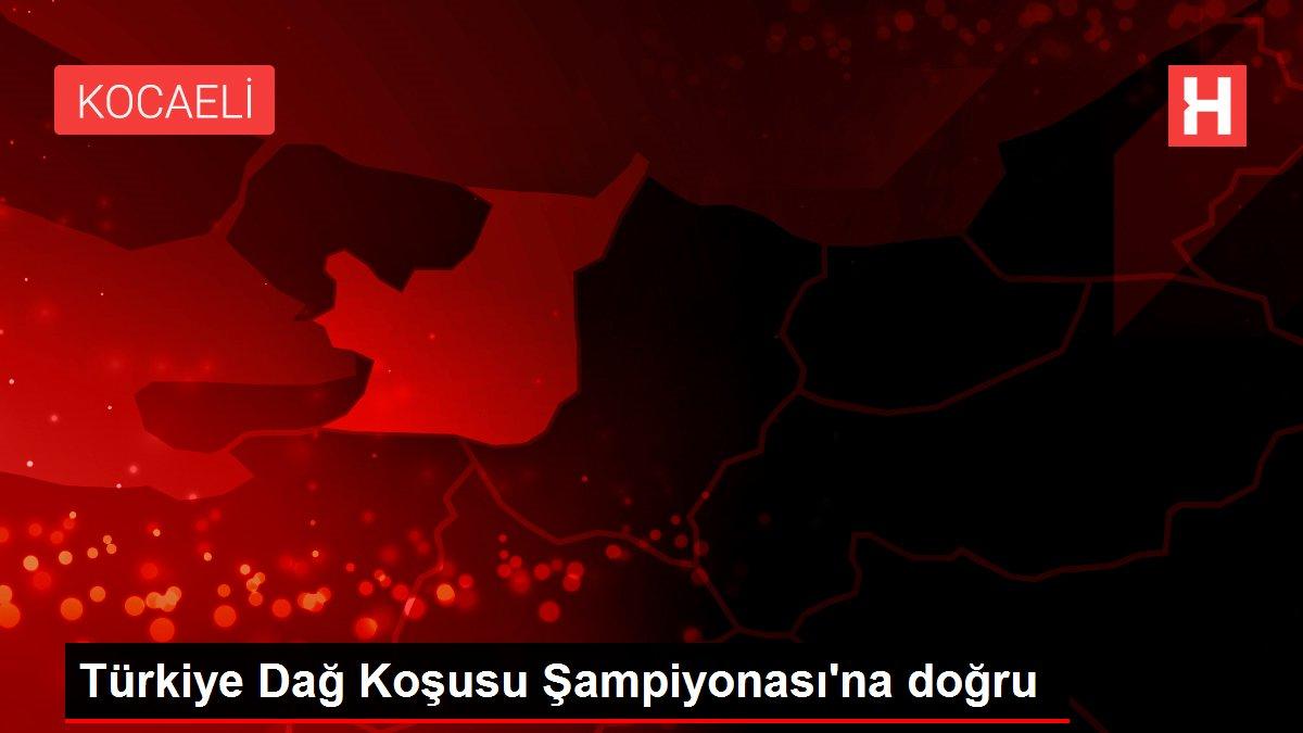 Türkiye Dağ Koşusu Şampiyonası'na doğru