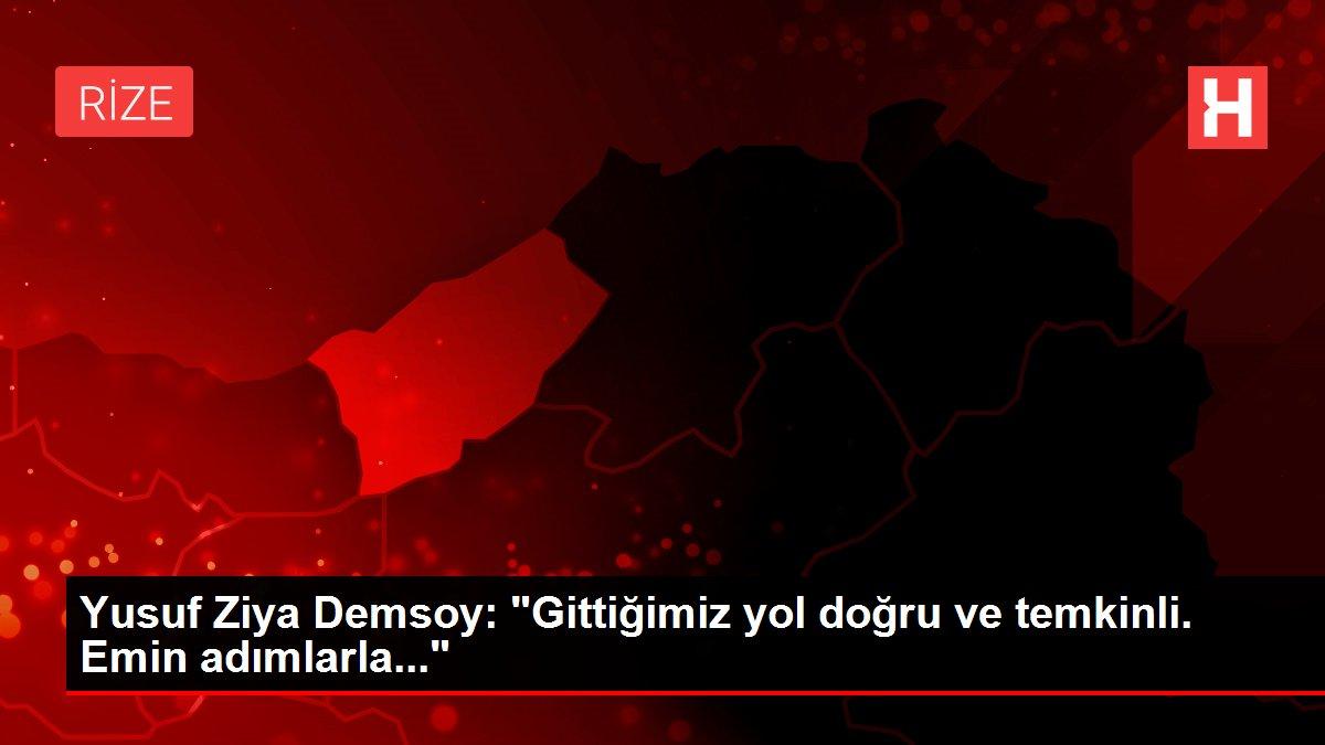 Yusuf Ziya Demsoy: