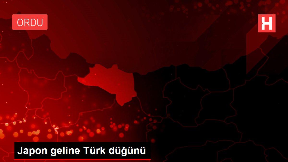 Japon geline Türk düğünü