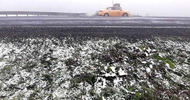 Meteoroloji'den yeni uyarı: Karla karışık yağmur bekleniyor