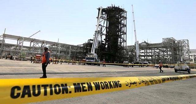 Suudi Arabistan Aramco saldırısından İran'ı sorumlu tuttu: Gerekli adımları atacağız