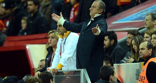 Fatih Terim, Fenerbahçe derbisinden sonra cezasını tamamlayacak