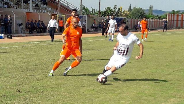 Ziraat Türkiye Kupası: Erzinspor: 1 - İnegölspor: 4