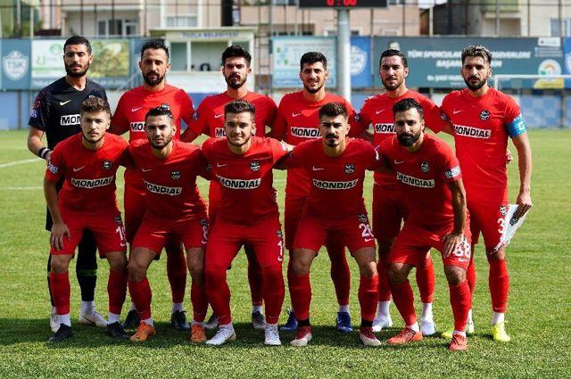 Ziraat Türkiye Kupası: Tuzlaspor: 2 - Nazilli Belediyespor: 1